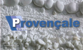 PROVENCALE FRANCE Calcium Carbonates