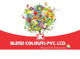 BLEND COLOURS - Masterbatches